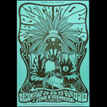 The Black Crowes New Fillmore F1075B Poster