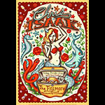 Chris Isaak New Fillmore Poster F1078