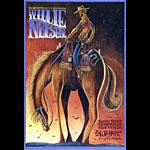 Willie Nelson New Fillmore F1079 Poster