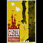 Guster New Fillmore F1081 Poster
