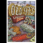 Old 97's New Fillmore F1082 Poster