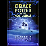 Grace Potter and the Nocturnals New Fillmore F1085 Poster