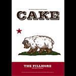 Cake New Fillmore F1087 Poster