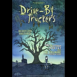 Drive-By Truckers New Fillmore F1091 Poster