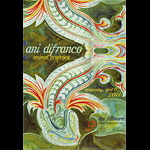 Ani DiFranco New Fillmore F1094 Poster
