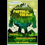 Portugal The Man New Fillmore Poster F1103