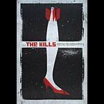 The Kills New Fillmore Poster F1105