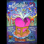 Of Montreal New Fillmore Poster F1106