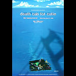Death Cab for Cutie New Fillmore F1109 Poster