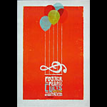 Foster the People New Fillmore Poster F1117