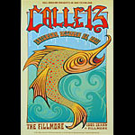 Calle 13 New Fillmore Poster F1120