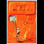 Kings of Convenience New Fillmore Poster F1121