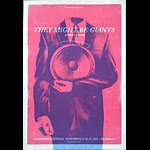 They Might Be Giants New Fillmore Poster F1126