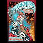 The Darkness New Fillmore Poster F1135