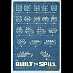 Built To Spill New Fillmore Poster F1136