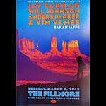 Jay Farrar 2012 Fillmore F1139 Poster