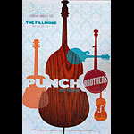Punch Brothers 2012 Fillmore F1141 Poster