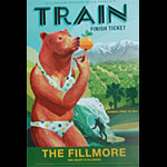 Train New Fillmore F1155 Poster