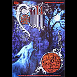 The Cult New Fillmore F1170 Poster