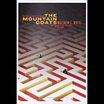 The Mountain Goats New Fillmore Poster F1194