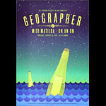 Geographer New Fillmore Poster F1199