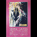 George Clinton & The P-Funk Allstars New Fillmore Poster F120