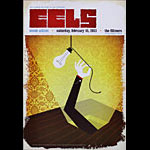 Eels New Fillmore Poster F1202