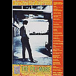 Re-Opening Month Calendar  New Fillmore Poster F121