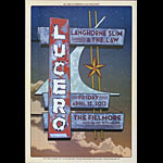 Lucero New Fillmore F1211 Poster