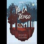 Yo La Tengo New Fillmore F1219 Poster