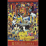 Fillmore Mural ? Fillmore F122 Poster