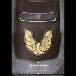 Black Angels New Fillmore Poster F1222