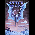 Peter Murphy New Fillmore F1225 Poster