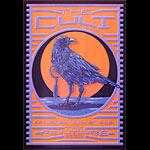 The Cult New Fillmore Poster F1226