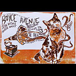 Boyce Avenue New Fillmore Poster F1233