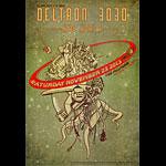 Deltron 3030 New Fillmore F1236 Poster