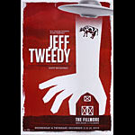 Jeff Tweedy New Fillmore Poster F1237