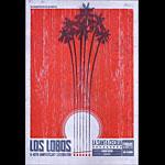 Los Lobos New Fillmore Poster F1241