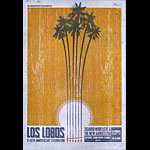 Los Lobos New Fillmore F1242 Poster