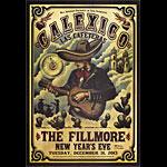 Calexico New Fillmore Poster F1243