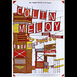 Colin Meloy New Fillmore Poster F1244