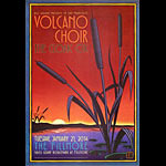 Volcano Choir New Fillmore Poster F1245