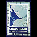 Chris Isaak New Fillmore F125 Poster