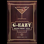 G-Eazy New Fillmore Poster F1252