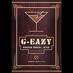 G-Eazy 2014 Fillmore F1252 Poster