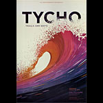 Tycho 2014 Fillmore F1255 Poster