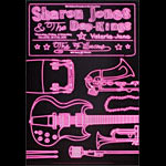 Sharon Jones and the Dap-Kings New Fillmore Poster F1257A
