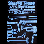 Sharon Jones and the Dap-Kings New Fillmore Poster F1257B