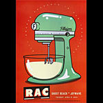 RAC New Fillmore Poster F1259