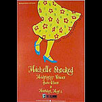 Michelle Shocked New Fillmore Poster F126